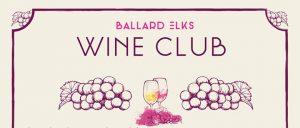 Ballard Elks Wine Club @ Ballard Elks Lodge #827 | Seattle | WA | United States