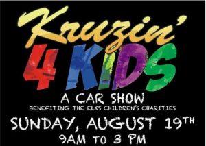 Kruzin 4 Kids Car Show @ Vancouver Elks Ldoge   Vancouver   Washington   United States