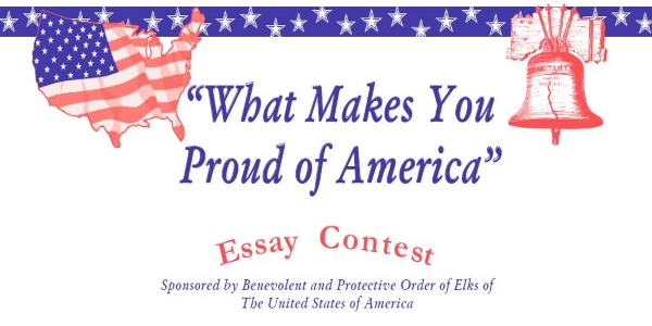 why i love america essay